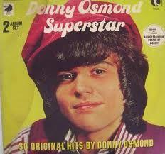 Donny Osmond Superstar