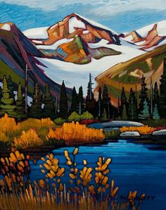 Nicholas Bott   OIL                      Desire Mountain