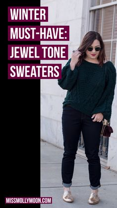 Must-Have Jewel Tone