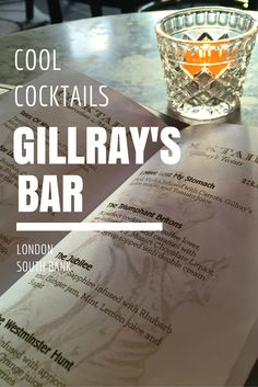 I visited Gillray's Bar overlooking the Thames and Big Ben to try their inventive cocktails. See the magic they work in my latest review on Jenography.net. Copyright Jennifer Howze
