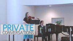 Private Conversations - Gustavo Tolosa