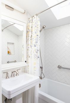 Bathroom renovation by Madeleine Design Group in Vancouver *Re-pin to your own inspiration board*