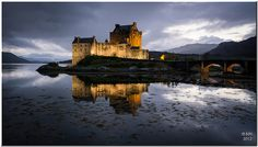 Eilean Donan Castle by Maria-H