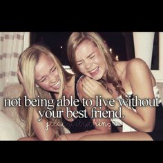 Just girly things. I would just absolutely die! I love her wit all my heart.