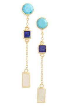 Karen London Rollin' Drop Earrings