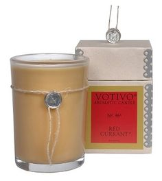 Votivo Red Currant candle is simply one of the most famous and well-known candles in the world. The candle exudes a rich fragrance of the red currant berry. Votivo Red Currant candle is the ORIGINAL red currant. Sand Candles, Water Candle, White Candles, Soy Wax Candles, Scented Candles, Candle Jars, Glass Votive, Rose Candle, Votivo Candles