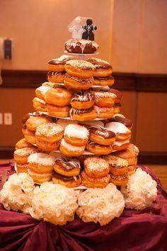 #weddingcake #donuts #wedding #videoexpresspro #videoexpressproductions