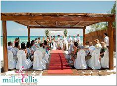 Grand Sunset Princess Ceremony Destination Wedding