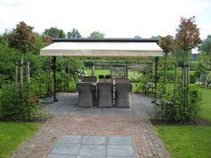 Outdoor Living, Outdoor Decor, Pergola, Outdoor Structures, Home Decor, Google, Rondom, Gardening, Backyard Ideas