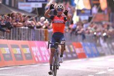 Vincenzo Nibali wins Il Lombardia