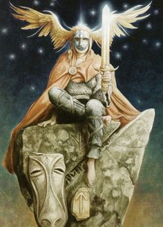 The Rune of Stewardship by Brian Froud