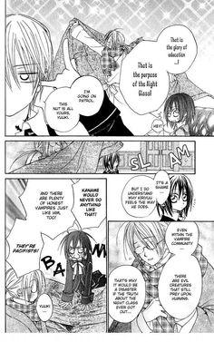 Vampire Knight 1 - Read Vampire Knight Chapter 1 Page 25 Online - Manga2u