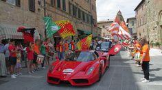 Ferrari Cavalcade 2013
