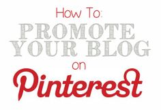 Beautiful Solutions | UK Beauty Blog: How to Promote Your Blog on Pinterest