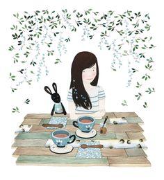 Illustrations by Anna Emilia Laitinen