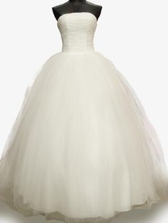 New Style Discount Tulle Ball Gown Wedding Dresses BG9066