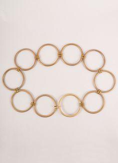 Eye-Catching Statement Belt – Luxury Garage Sale