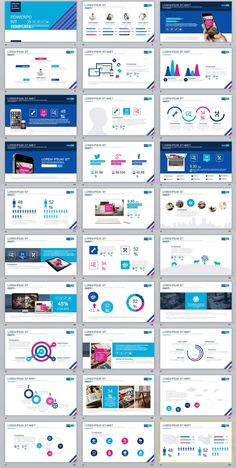 30 multicolor business powerpoint templates the highest quality powerpoint templates and keynote templates download