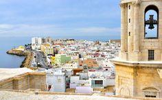 Cadiz - rooftop view