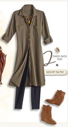 Shop Look 2 - Chick Flick Fun