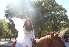 Huge Moonbeam White OPAL FAIRY WINGS Costume by EnchantedHearth,