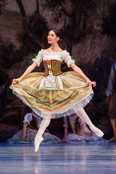 Etoile Beckanne Sisk, Ballet West, Utah, USA. Ballet beautie, sur les pointes !