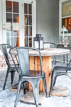 The 8 Natural Materials Perfect For Outdoor Living. Diy Coffee TableSteel  FurnitureOutdoor ...