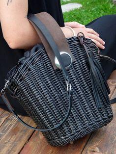 Clutch Bag, Tote Bag, Sisal, Jane Birkin, Basket Bag, Wicker, Rattan, Bag Making, Amazing Women