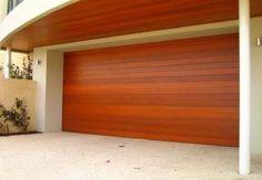 Timber Look Garage Doors | Dandenong Garage Doors