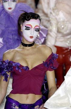 John Galliano for Christian Dior Fall Winter 2003 Ready-To-Wear
