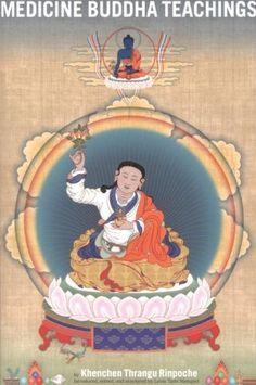 Medicine Buddha Teachings by Khenchen Thrangu Rinpoche, http://www.amazon.com/dp/1559392169/ref=cm_sw_r_pi_dp_BM3Cqb0JJ5C04