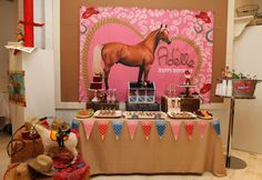 Cowgirl Party from Keren Precel Events on Pretty My Party