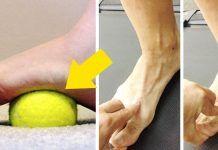 Cómo deshacerte del dolor de pies con tan sólo unos estiramientos