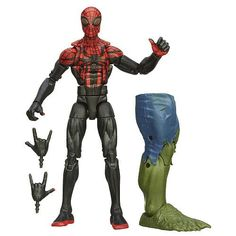 Marvel The Amazing SpiderMan 2 Marvel Legends Infinite Series Superior SpiderMan Figure * Details can be found by clicking on the image.