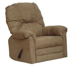 Catnapper - Winner Rocker Recliner in Mocha - 4234-2-MOCHA
