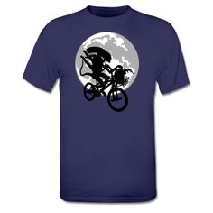 Alien Bike T-Shirt
