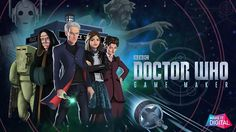 Doctor Who: Game Maker gives users the tools and assets needed to create their own Doctor Who video games.