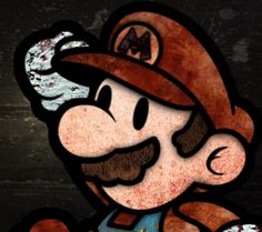 Paper Mario!