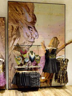 Anthropologie London – Retail Experience | WeAreYourStudio's Blog