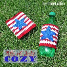fourth of july knitting patterns