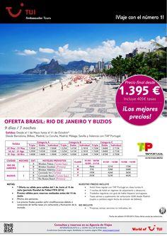 Los Mejores Precios. Oferta Brasil: Rio y Buzios.De Mayo a Noviembre¡Precio final desde 1.395€! ultimo minuto - http://zocotours.com/los-mejores-precios-oferta-brasil-rio-y-buzios-de-mayo-a-noviembreprecio-final-desde-1-395e-ultimo-minuto-4/