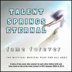 Talent Springs Eternal audiobook by David De Silva - Rakuten Kobo Summer Reads 2016, Schools In Nyc, One Million Dollars, West Side Story, Mixed Emotions, Love Reading, Time Travel, Night Club, Audio Books