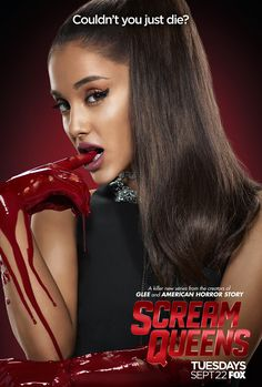 Ariana Grande | Chanel #2   Scream Queens premieres Tuesday, Sept. 22 on FOX!  Check out the latest buzz on http://www.fox.com/scream-queens