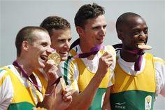 London Olympics Rowing Men GOLD!