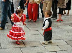 Granada - start them early!