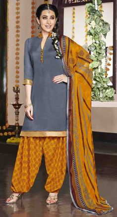 http://shreemadhufashion.com/salwar-kameez/gray-gota-patti-work-patiala-salwar-suit.html