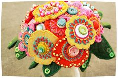 princesslasertron bouquet