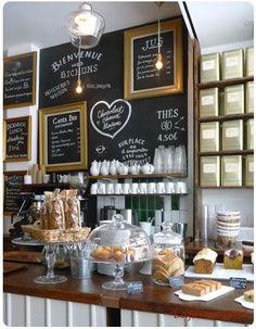 La bossue : chouette salon de thé à Paris 18 #brunch #pâtisserie #paris…