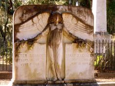 My favorite gravestone in Bonaventure Cemetary in Savannah.