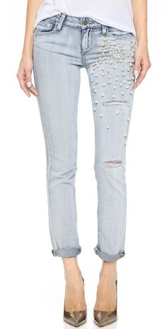 PAIGE Jimmy Jimmy Skinny Jeans | SHOPBOP